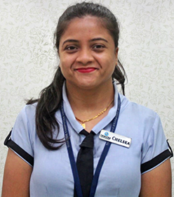 Chelsea Fernandes